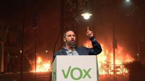 Abascal posa a la taula l'aplicació de l'estat d'excepció després de les protestes a Catalunya
