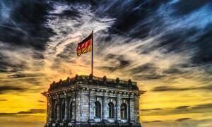 Crepuscle a Berlín