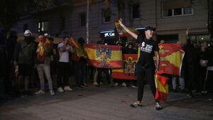 Grups ultres amb banderes preconstitucionals