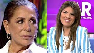 Isabel Pantoja adverteix la seva filla del perill de continuar parlant d'ella a la televisió