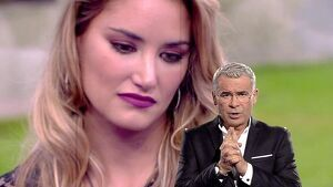 Jorge Javier no oculta el seu favoristisme cap a Alba Carrillo