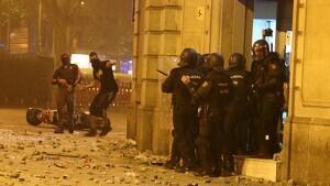 La tensió de Barcelona s'estén a Girona i Tarragona