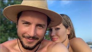 Manuel Carrasco i Almudena Navalón esperen el seu segon fill