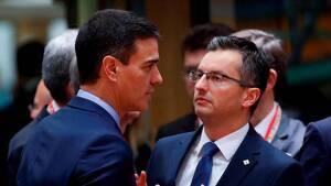 Marjan Šarec considera que no és admissible «que un estat europeu resolgui els problemes amb violència»