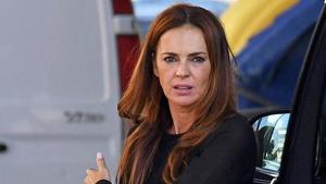 Olga Moreno ha parlat sobre els problemes que manté amb Rocío Carrasco