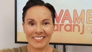 Raquel Morillas de 'GH 3' s'estrena com a venedora de cupons de l'ONCE