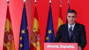 Sánchez critica la moció de censura de C's i torna a carregar contra l'independentisme