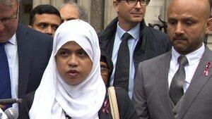 Shelina Begum i Mohammed Raqeeb, pares de Tafida
