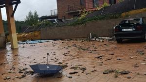 Tornados com el viscut a Riells i Viabrea poden ser coberts per les assegurances