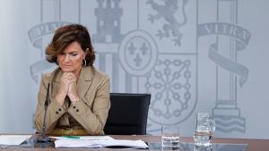 Calvo diu que l'euroordre contra Puigdemont és una «prova de foc» per la cooperació judicial europea