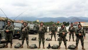 El soldat mort era membre del regiment militar de terra Arapiles 62