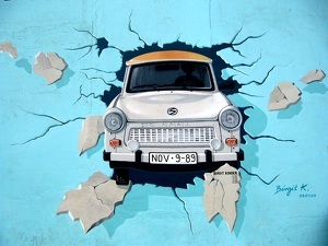 grafitti Berlin