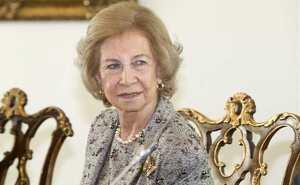 La reina Sofia, en una setmana molt agitada