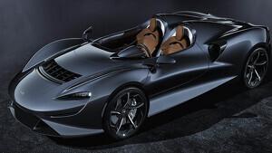 L'Elva, el nou superesportiu de McLaren amb 815 cv de potència.