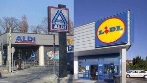 Lidl i Aldi es troben en plena guerra comercial