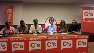 Manuel García Bofill regentarà C's fins les primàries del març