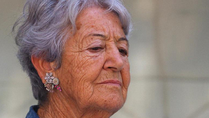 L'actriu catalana Asunción Balaguer