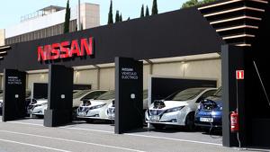 Nissan paralitza durant 10 dies una línia de producció de la zona Franca de Barcelona
