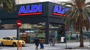 Supermercat de la cadena Aldi