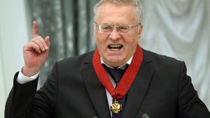 Vladimir Zhirinovsky, el líder dels ultranacionalistes russos, ha oferit asil a Carles Puigdemont