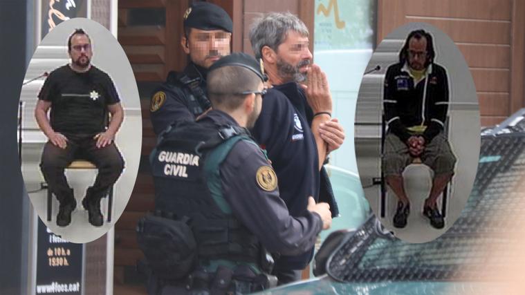 Ferran Jolis i Jordi Ros romandran a presó provisional per risc de fuga
