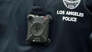 Càmera policia Los Angeles