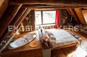 Una de les estades de la casa de Pau Donés a la Val d'Aran