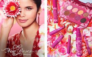 Imagen promocional de la coleccion 'New Roses' de maquillaje de Mercadona
