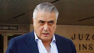 Expresidente del Real Madrid, Lorenzo Sanz
