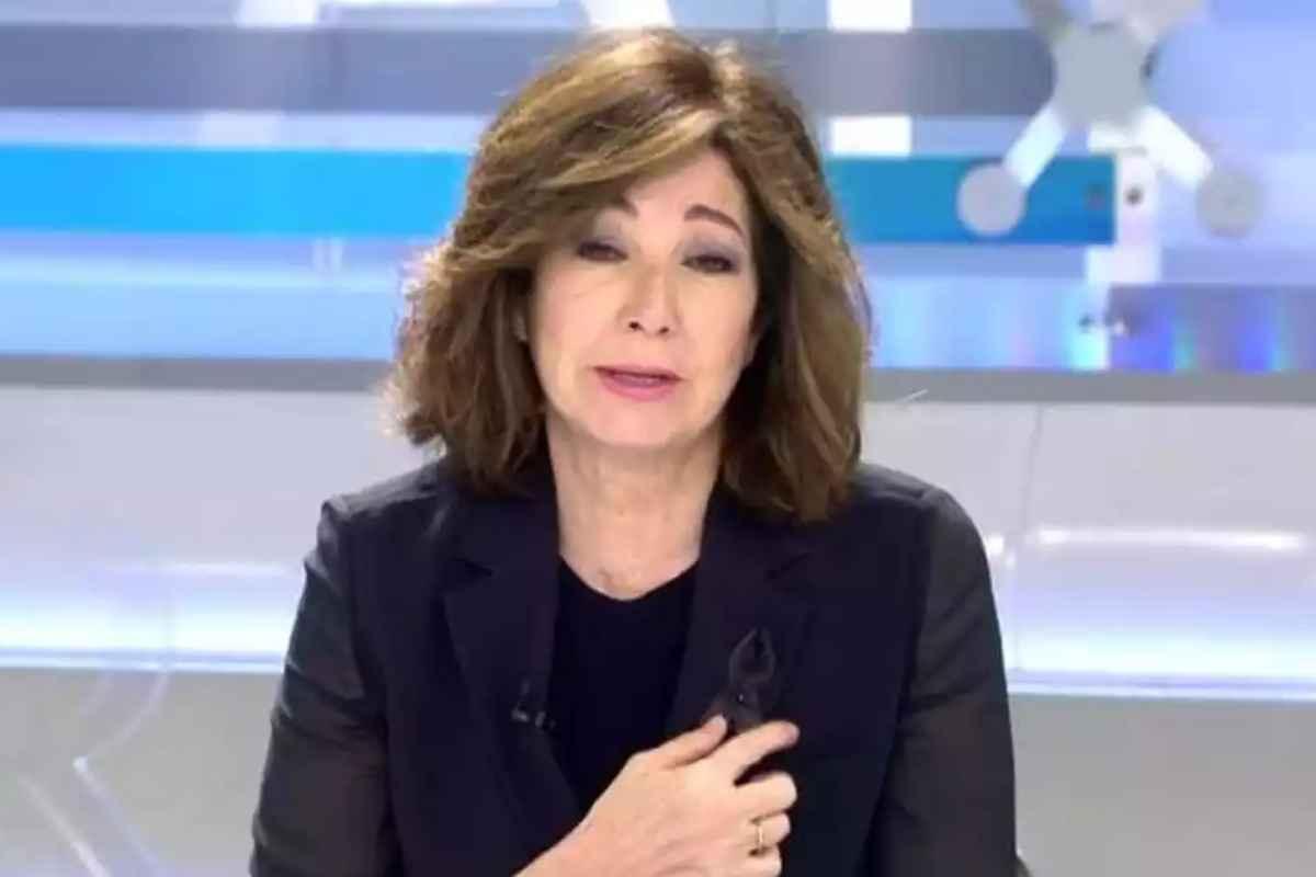 Imatge d'arxiu de la presentadora Ana Rosa Quintana