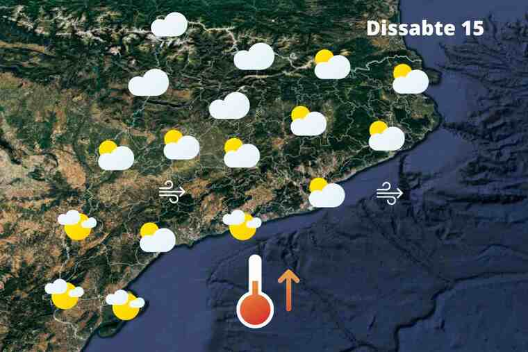 Notícies de la meteo a Catalunya cover image