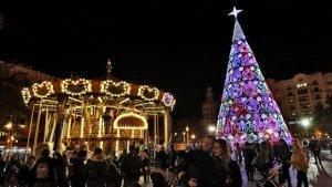 Plaça Ajuntament de València