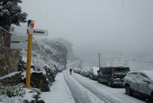 Imatge de Xodos, Alcalatén nevat