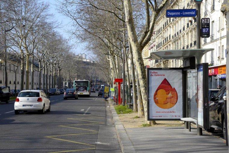 Cartell de Falles a París