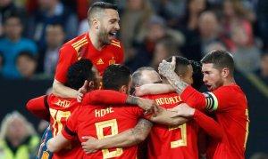 Espanya jugarà contra Suïssa a l'estadi del Vila-real