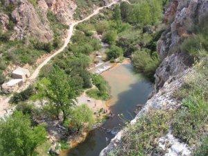 Una imatge del riu