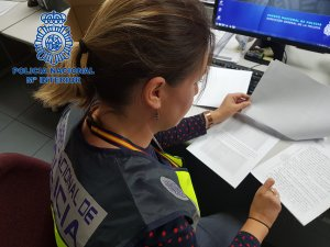 Foto cedida per la Policia Nacional