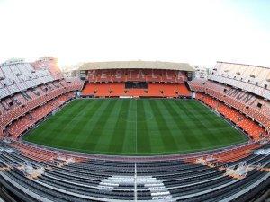 Una imatge de Mestalla