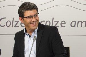 Jorge Rodríguez, president de la Diputació