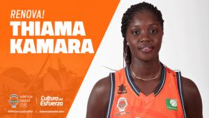 Kamara en la imatge promocional de la renovació fins 2020