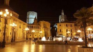 València, de nit