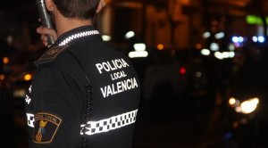 policia local valencia nit