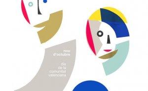 Cartell d'este any per al 9 d'Octubre