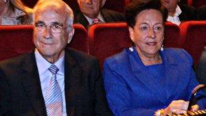 La dona de l'expresident de la CAM, Maria del Carmen Marínez