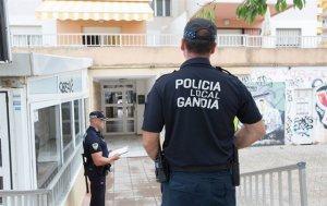 Policia Local de Gandia