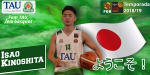 El jugador Isao Kinoshita, acusat d'una agressió sexual
