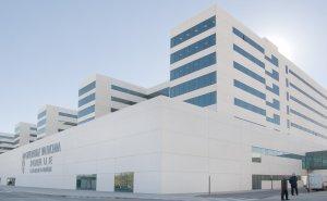 Imatge d'arxiu de l'Hospital La Fe