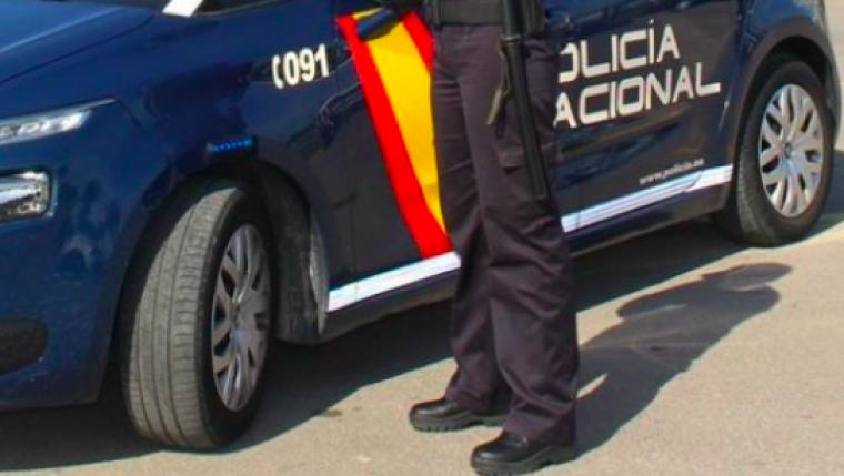 Los detenidos por la Policía Nacional son todos de nacionalidad española