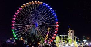 Els fets van ocórrer durant la Fira de Nadal d'Alacant