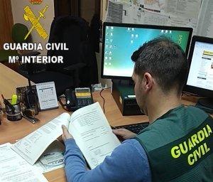Imatge de la Guàrdia Civil